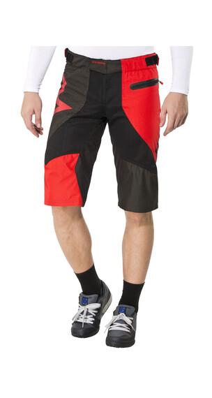 Race Face Ruxton Shorts Men Flame/Black